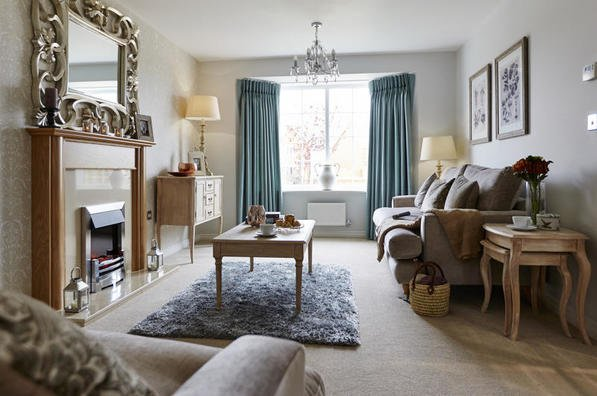lovely home office living room | Lovely living rooms | Taylor Wimpey