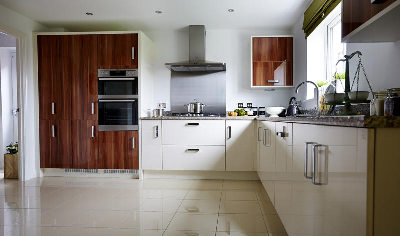 Get a taste for interior design in your kitchen taylor for Lifestyle kitchen units