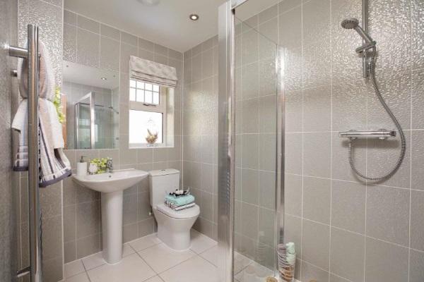 Designing Your Bathroom Taylor Wimpey