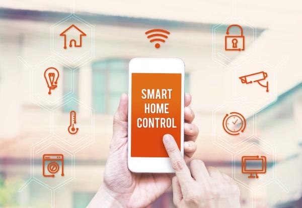 smart home technology taylor wimpey. Black Bedroom Furniture Sets. Home Design Ideas