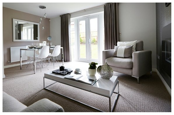 Lovely Living Rooms Taylor Wimpey