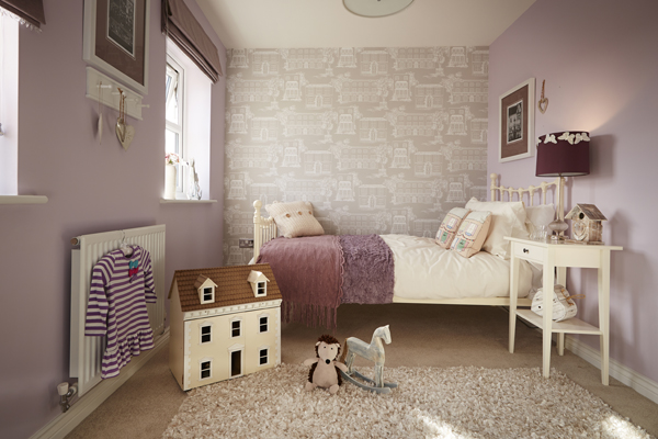 How To Decorate With Dulux Colour Of The Year Taylor Wimpey