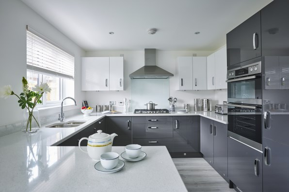 kitchen designs black and grey black and grey kitchens wimpey 149