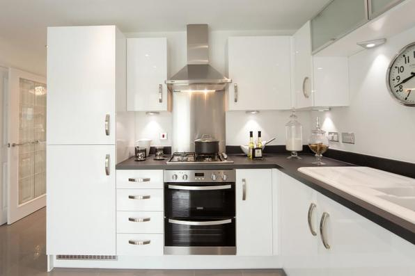 Light And Bright Kitchens Taylor Wimpey