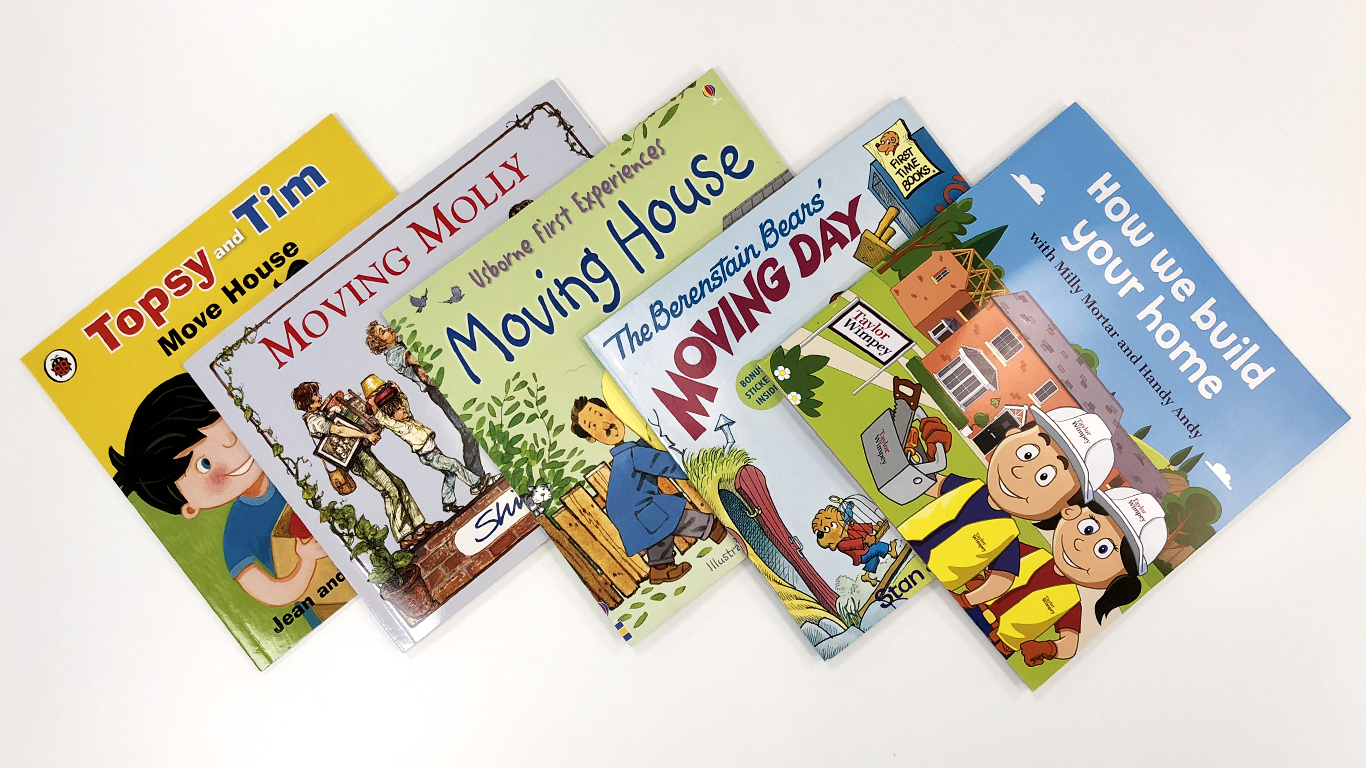 top moving home books for children taylor wimpey