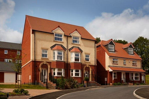 The Charlbury Taylor Wimpey