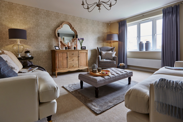 The Shelford Our Homes Taylor Wimpey
