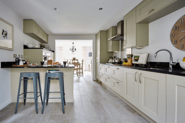 The Thornford Our Homes Taylor Wimpey