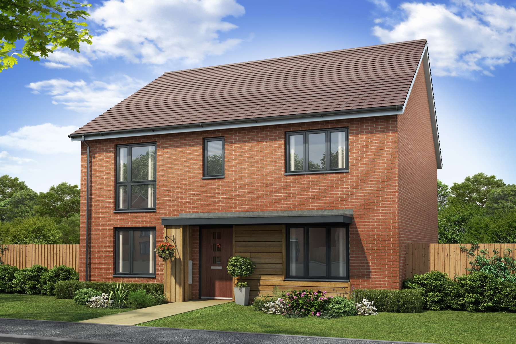 New Homes In Cambourne Taylor Wimpey