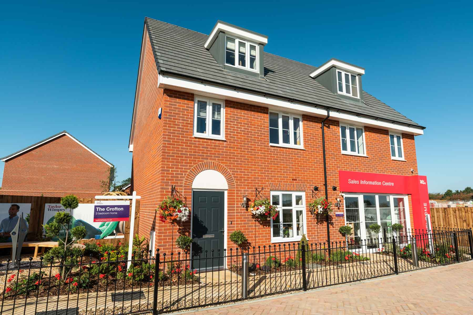 Wolsey Grange New Homes In Ipswich Suffolk Taylor Wimpey