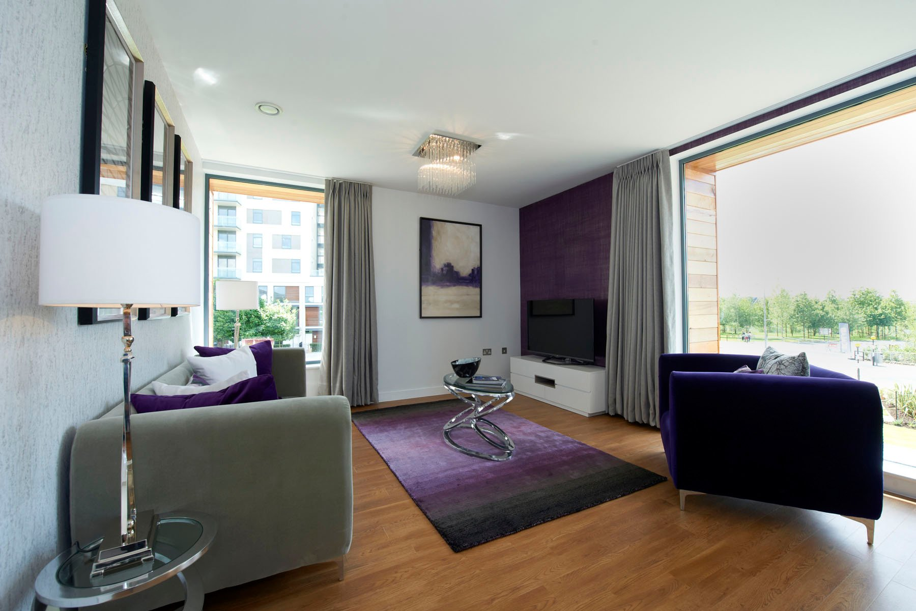 Look to the catwalk for interior design inspiration for 60 minute makeover bedroom designs