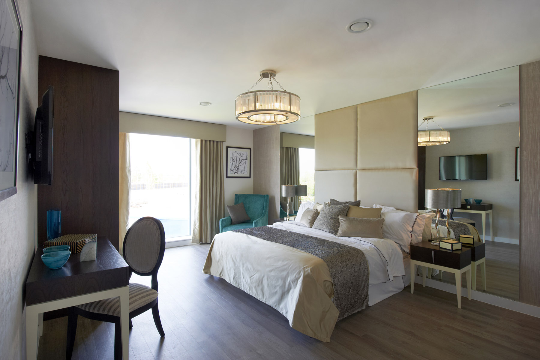 how to spend and save to create a boutique bedroom