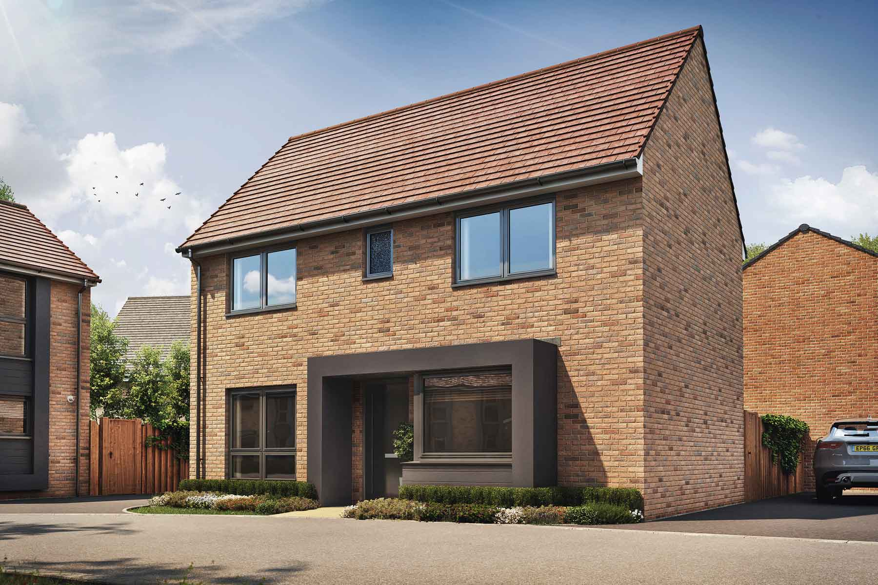 Gilden Park - New homes in Harlow   Taylor Wimpey