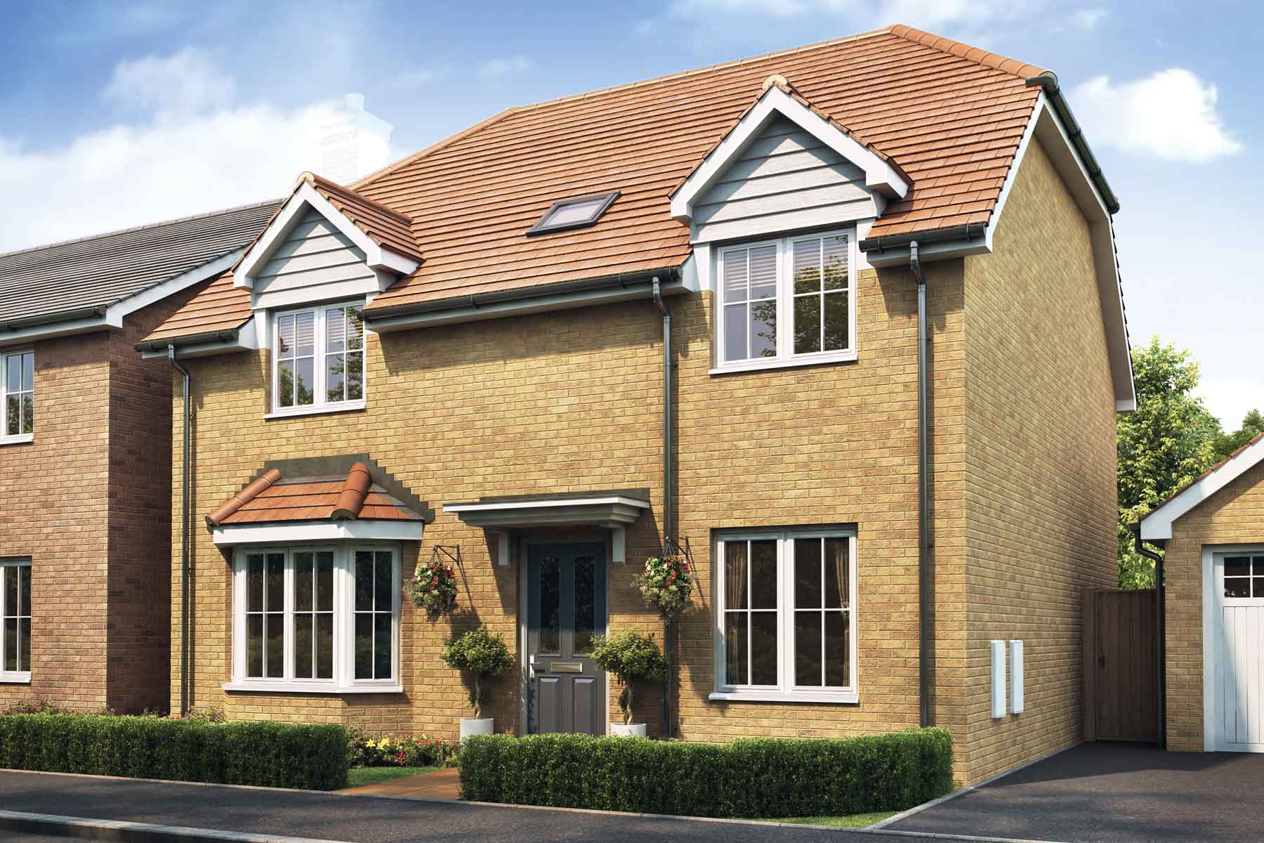 New Homes In Colchester Taylor Wimpey
