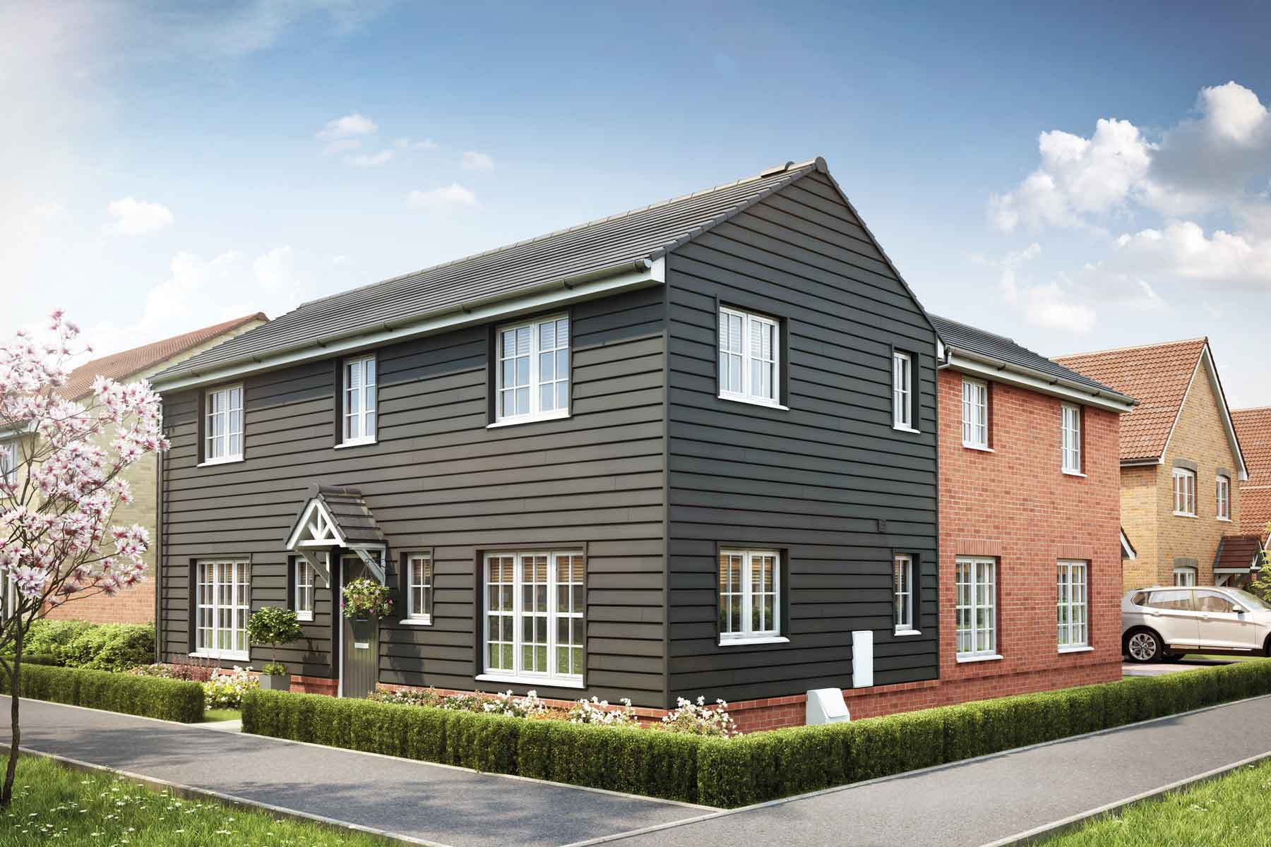 Waters edge wyborne park taylor wimpey - Average pg e bill for 3 bedroom house ...