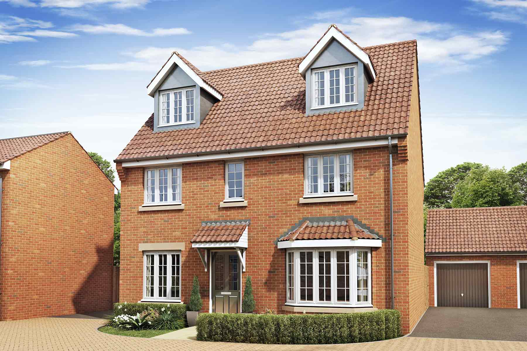 New Homes In Rushden