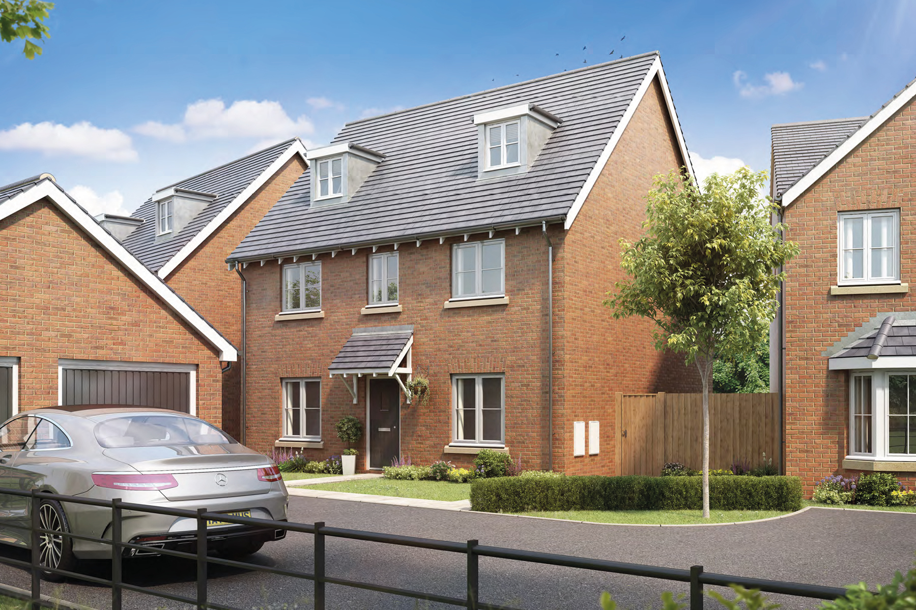 New homes in Market Harborough - Taylor Wimpey
