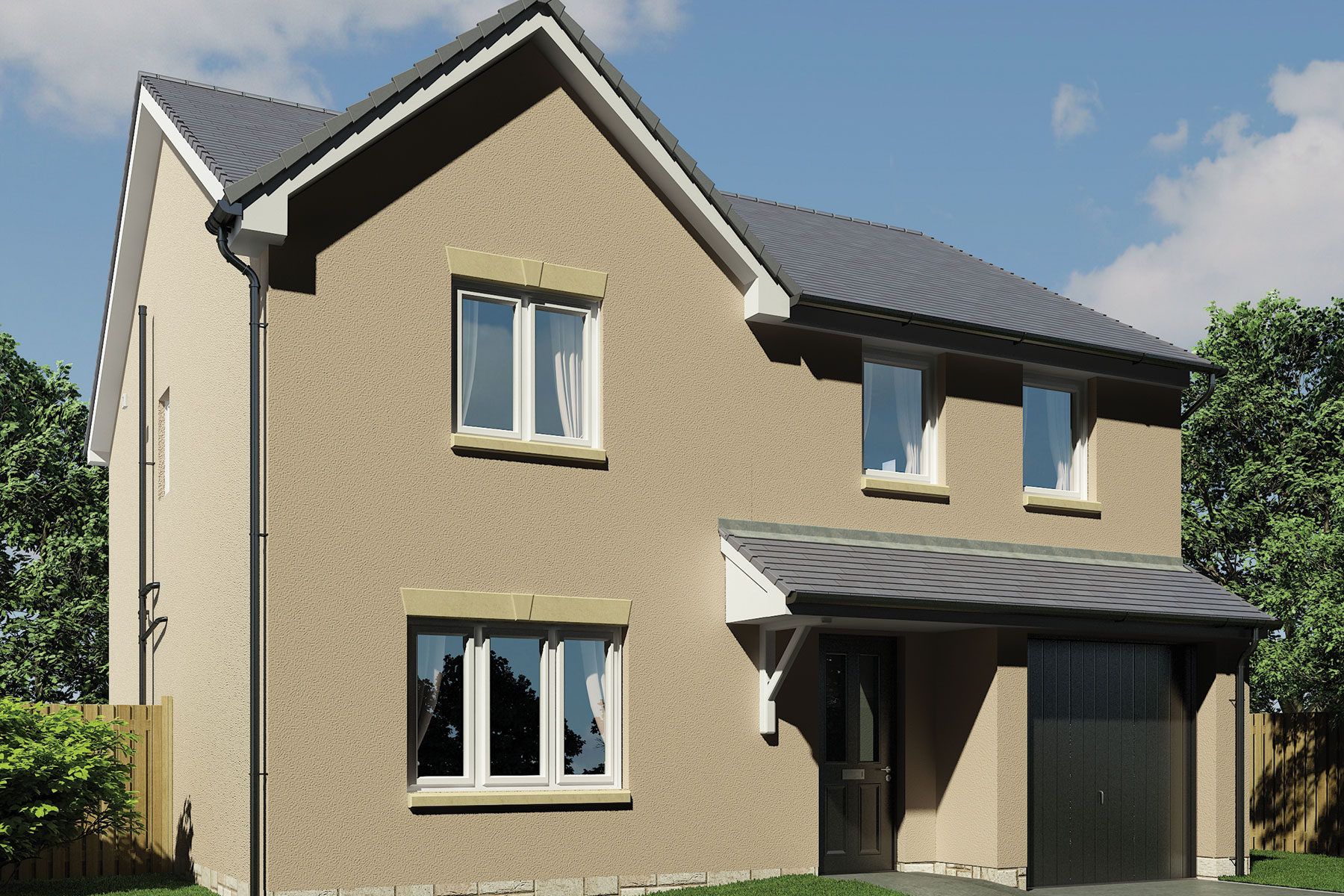 New Homes In Haddington Taylor Wimpey