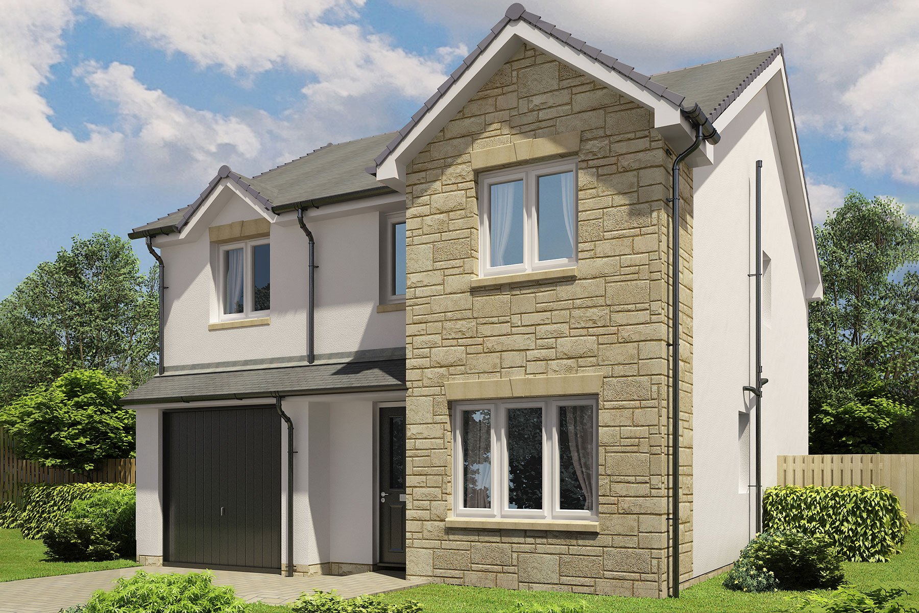 New Homes In Heartlands Taylor Wimpey