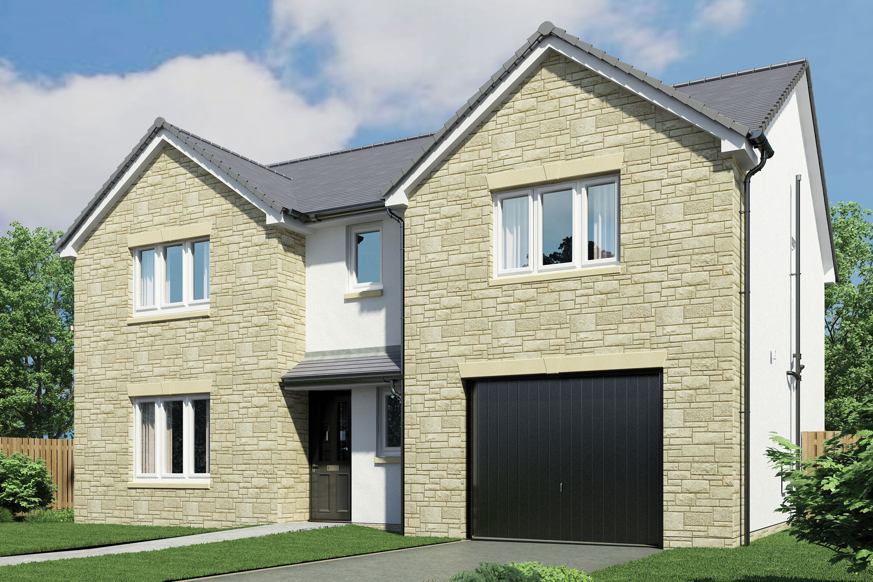 Taylor wimpey meadowlands new homes for sale in for Wallace homes