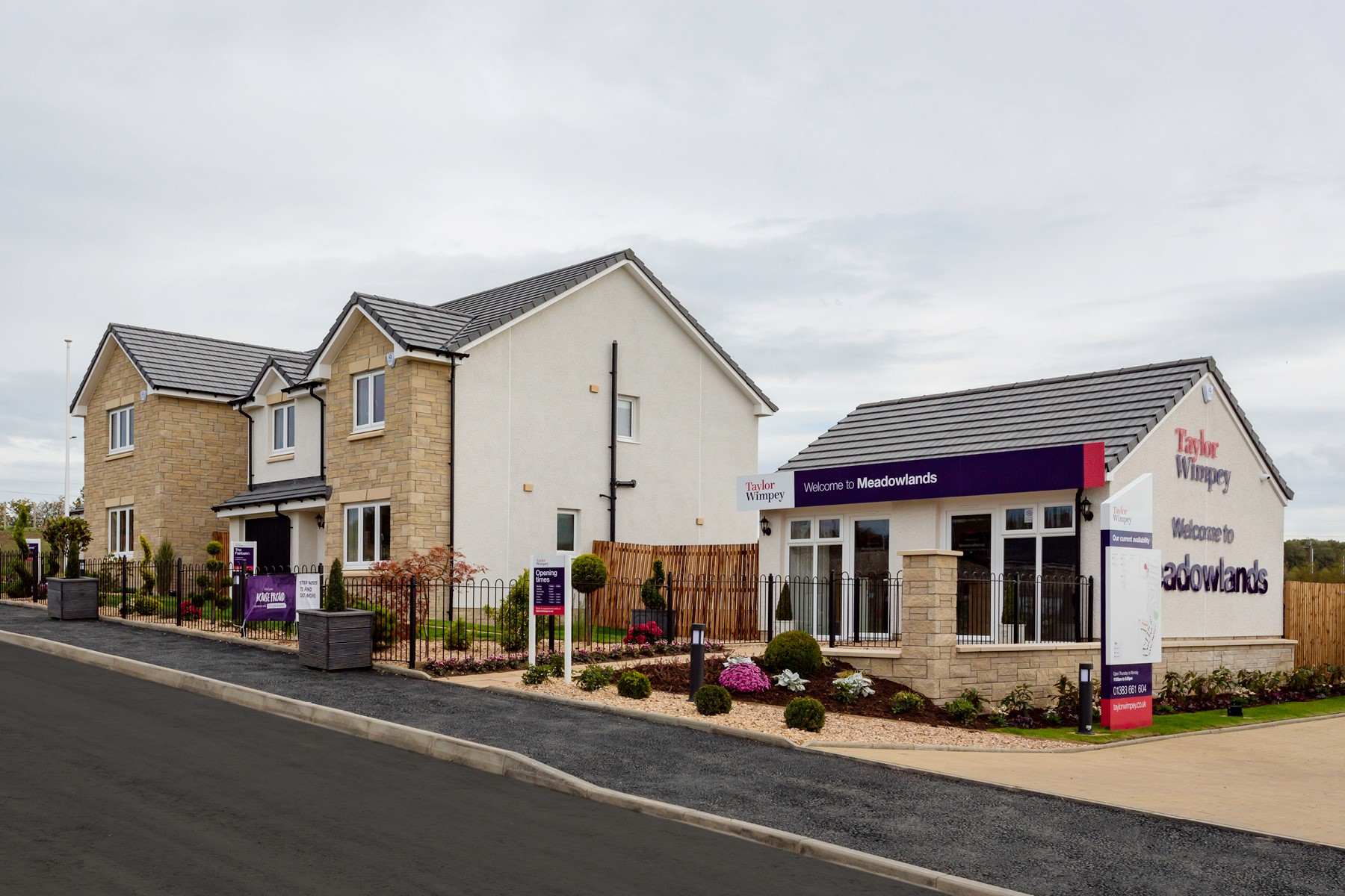 Meadowlands - New Homes for Sale in Dunfermline, Fife