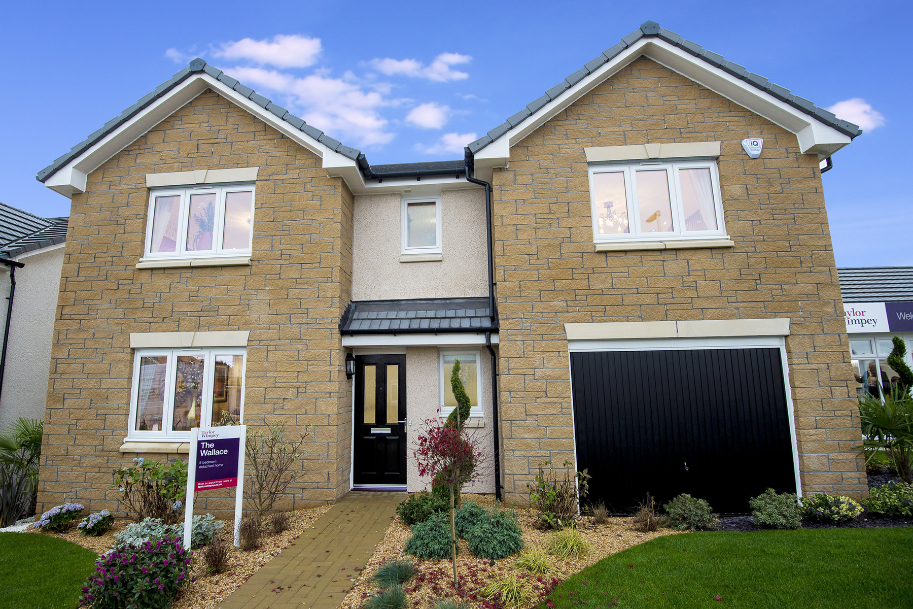 Taylor wimpey masterton gardens new homes for sale in for Wallace homes