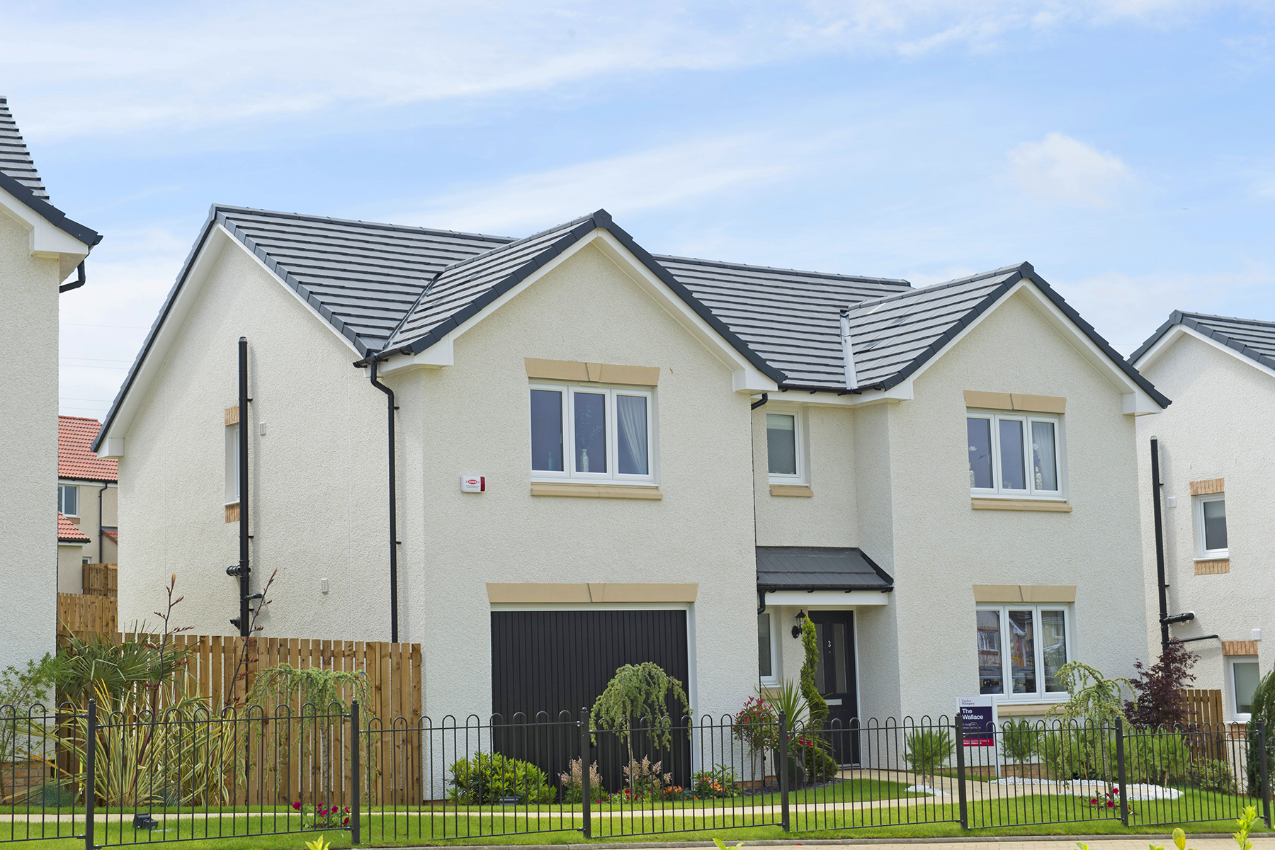 Taylor wimpey wallace grange new homes for sale in for Wallace homes