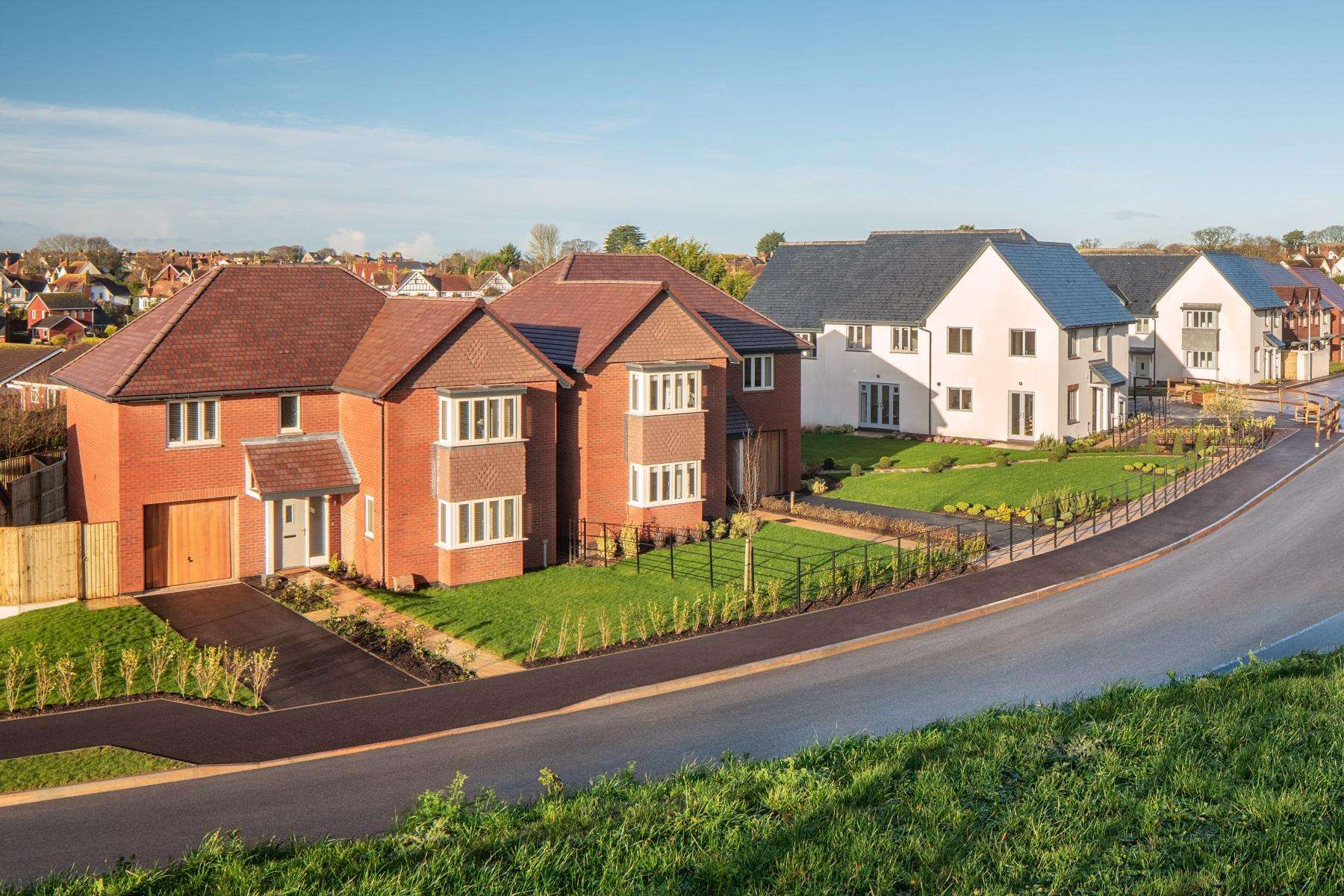 Plumb Park New Homes In Exmouth Taylor Wimpey