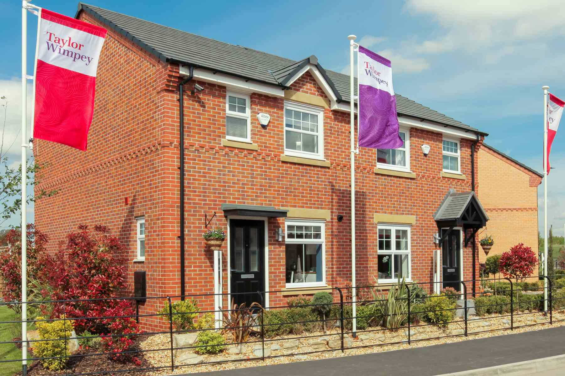 Sutton Grange New Homes In Shrewsbury Taylor Wimpey