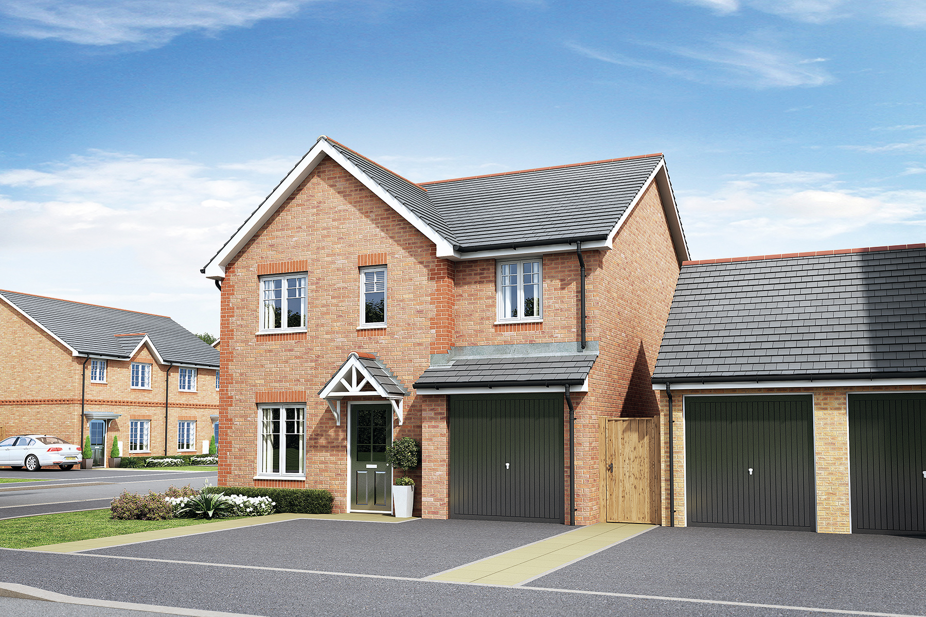Lilley Meadow New Homes In Southam Taylor Wimpey