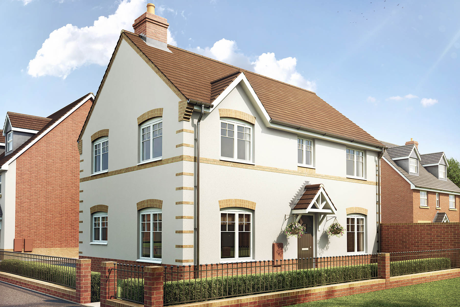 Meadowsweet Farm - New homes in Leamington Spa   Taylor Wimpey