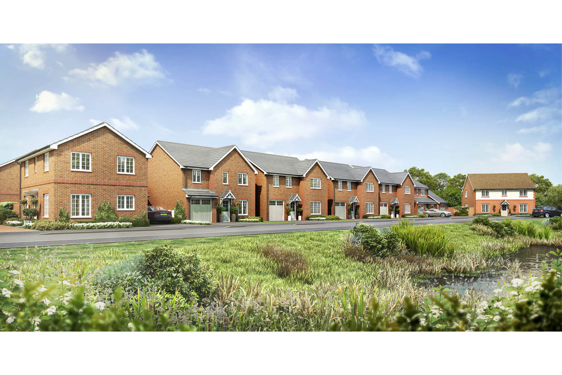 milby hall at the farm new homes in weddington taylor wimpey