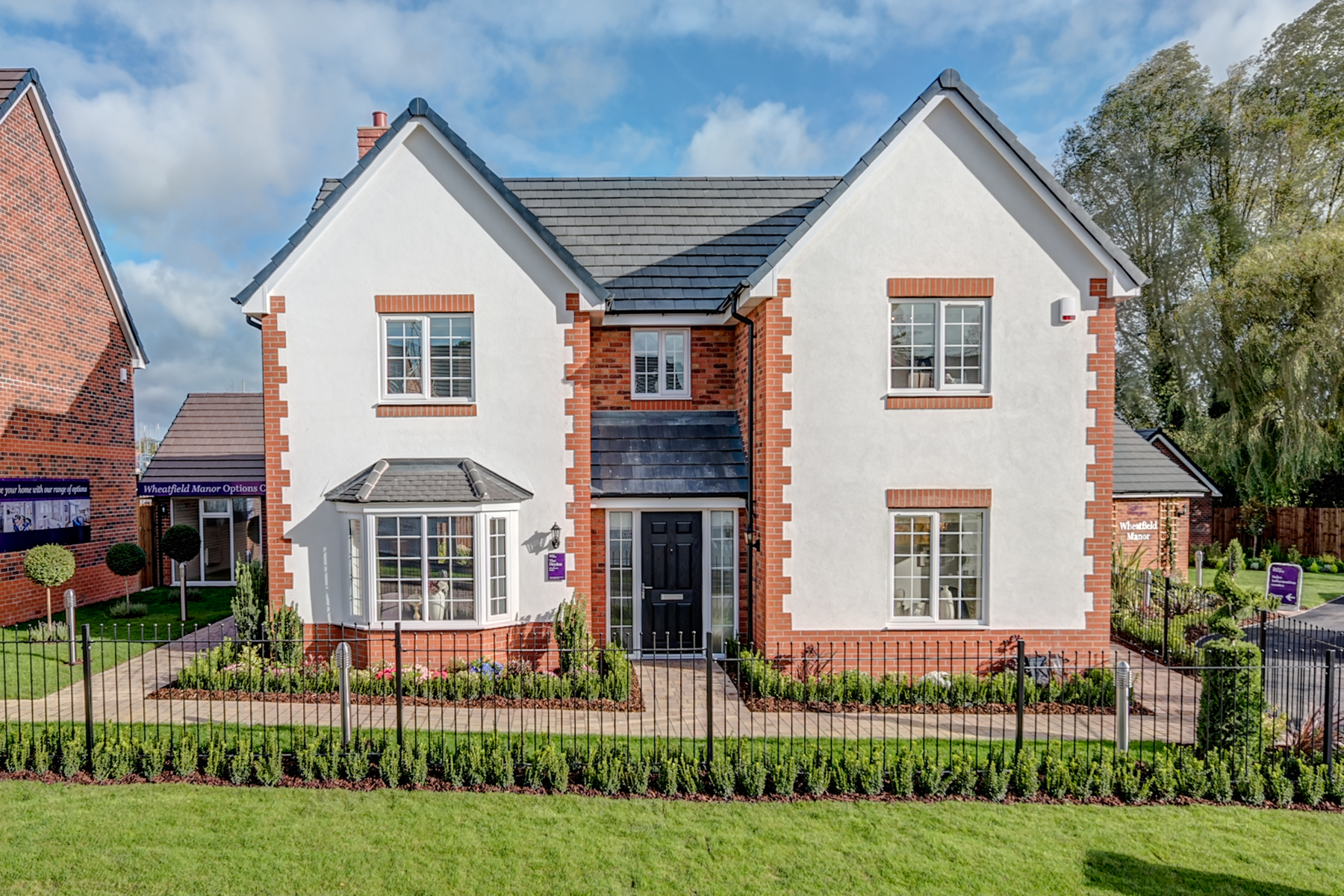 Amazing Wheatfield Manor New Homes In Codsall Taylor Wimpey Download Free Architecture Designs Rallybritishbridgeorg