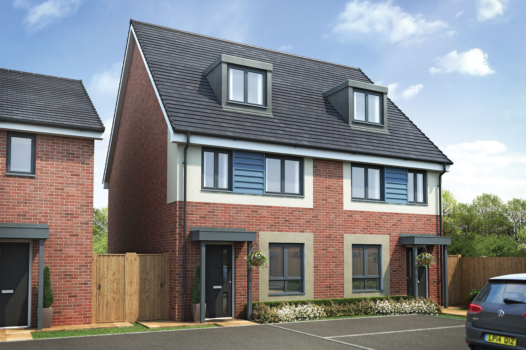 Taylor wimpey house types with pictures