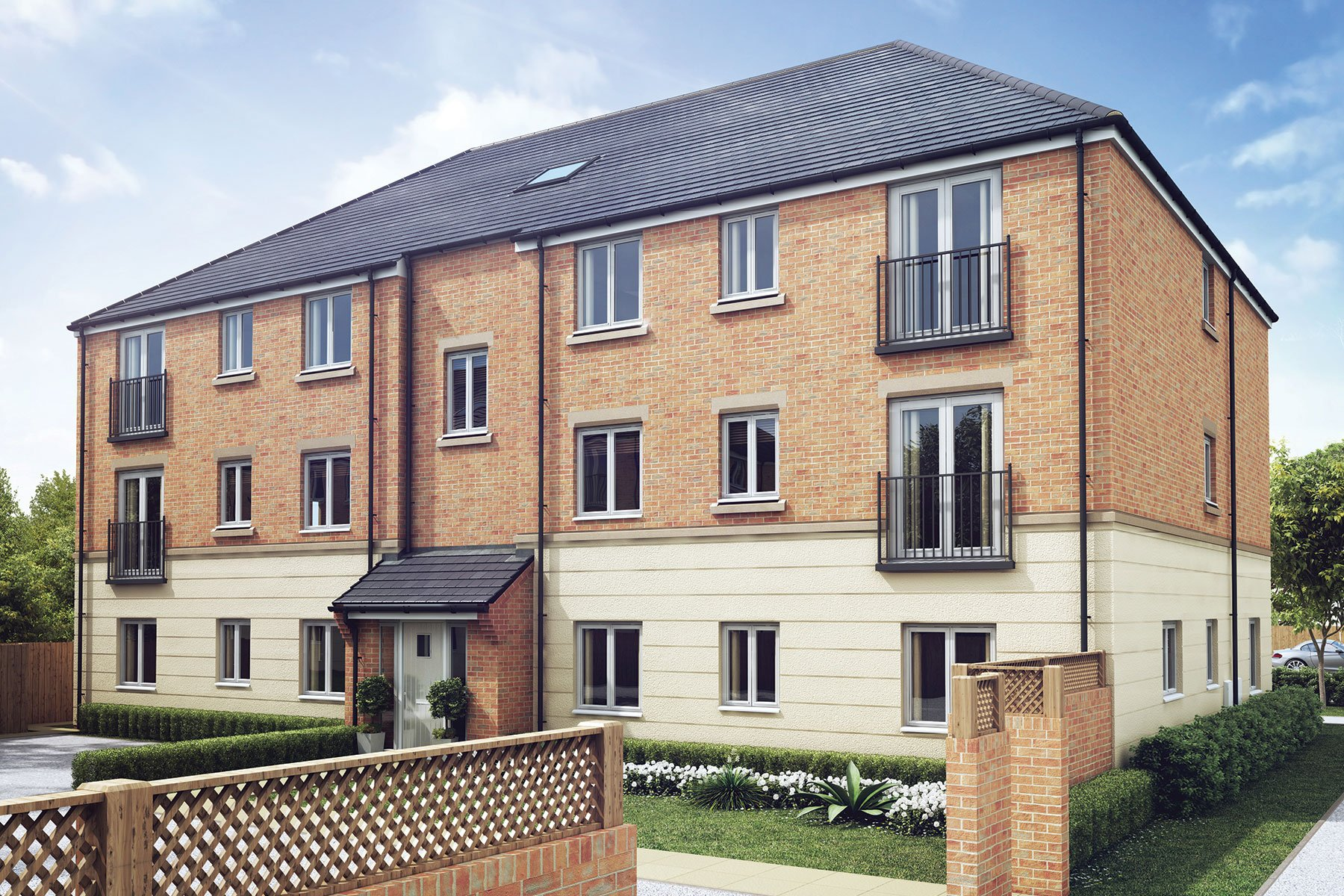 The Apartments Taylor Wimpey