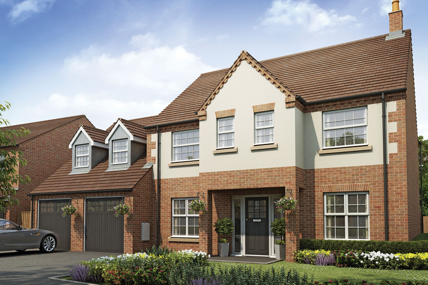 St Andrews Gardens New Homes In Morpeth Taylor Wimpey