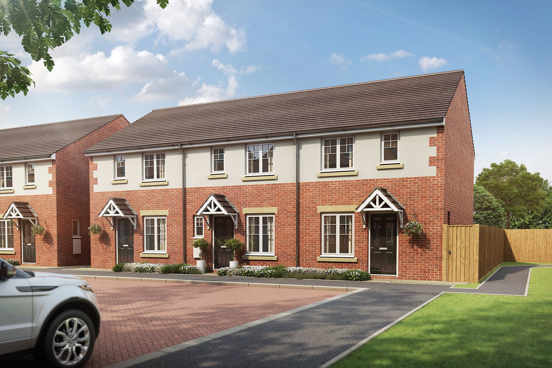 Valley Rise Taylor Wimpey