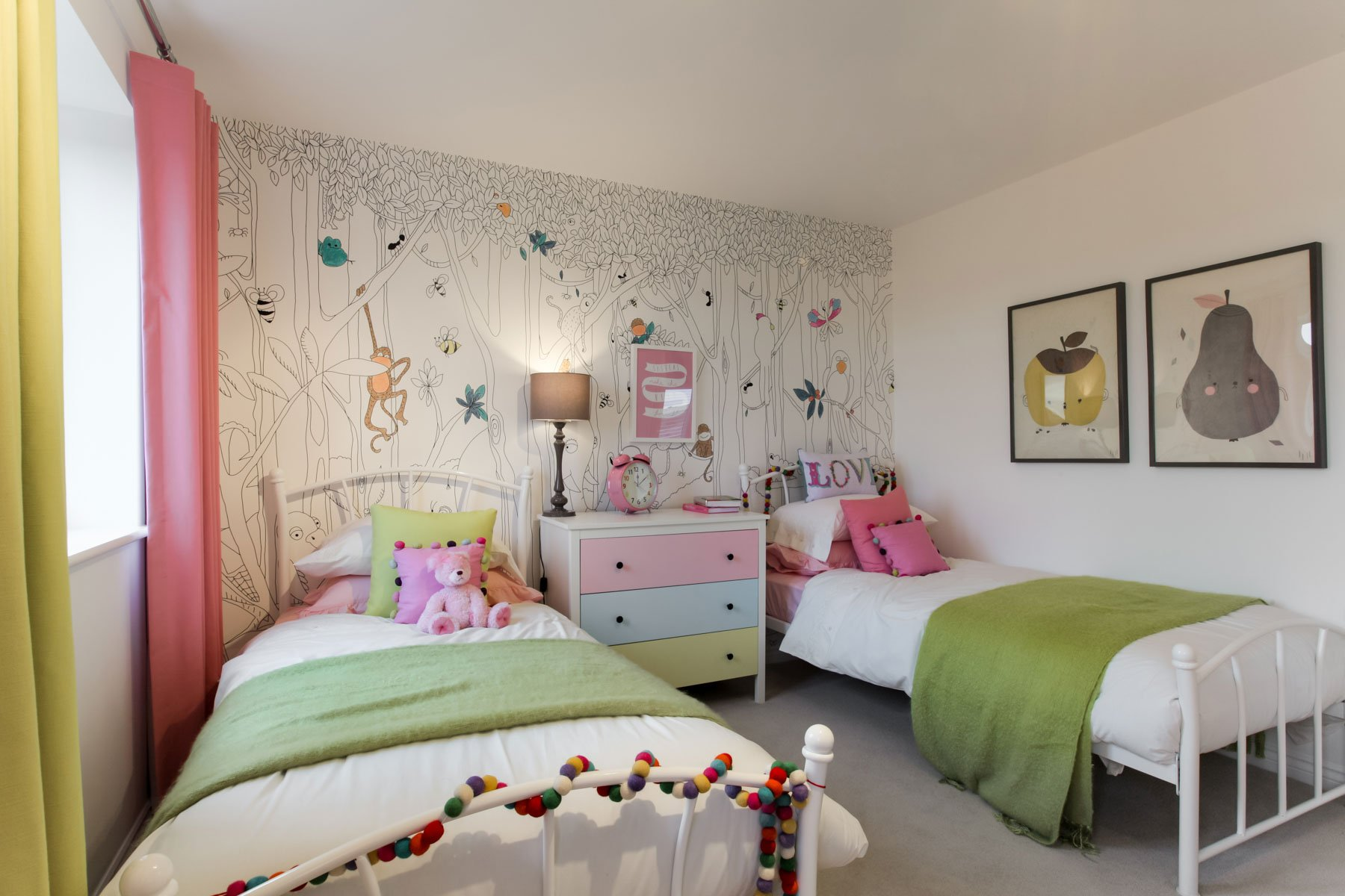 How to design a childs room Taylor Wimpey