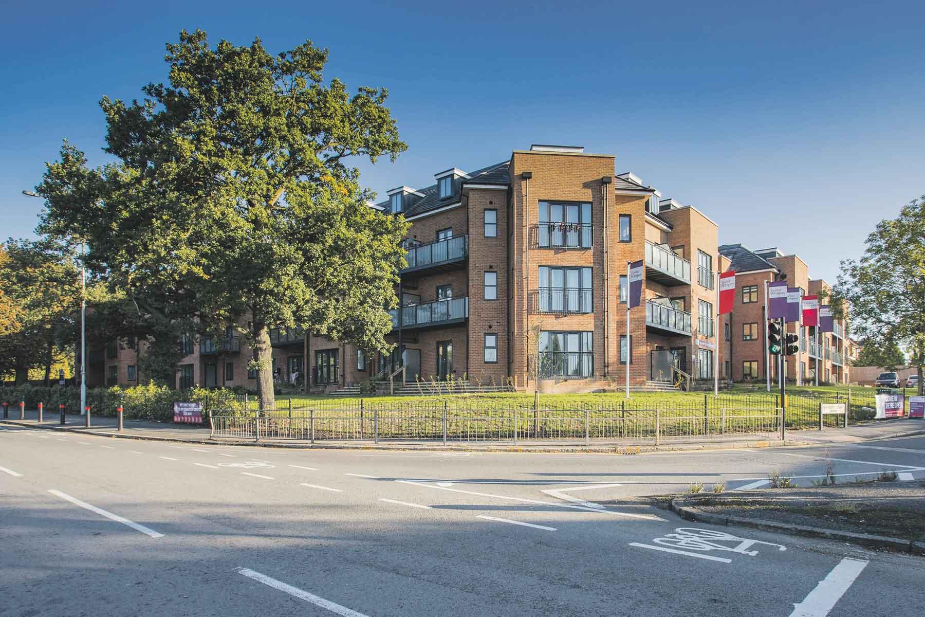 St George's Square - New Homes in Sudbury Hill, Harrow