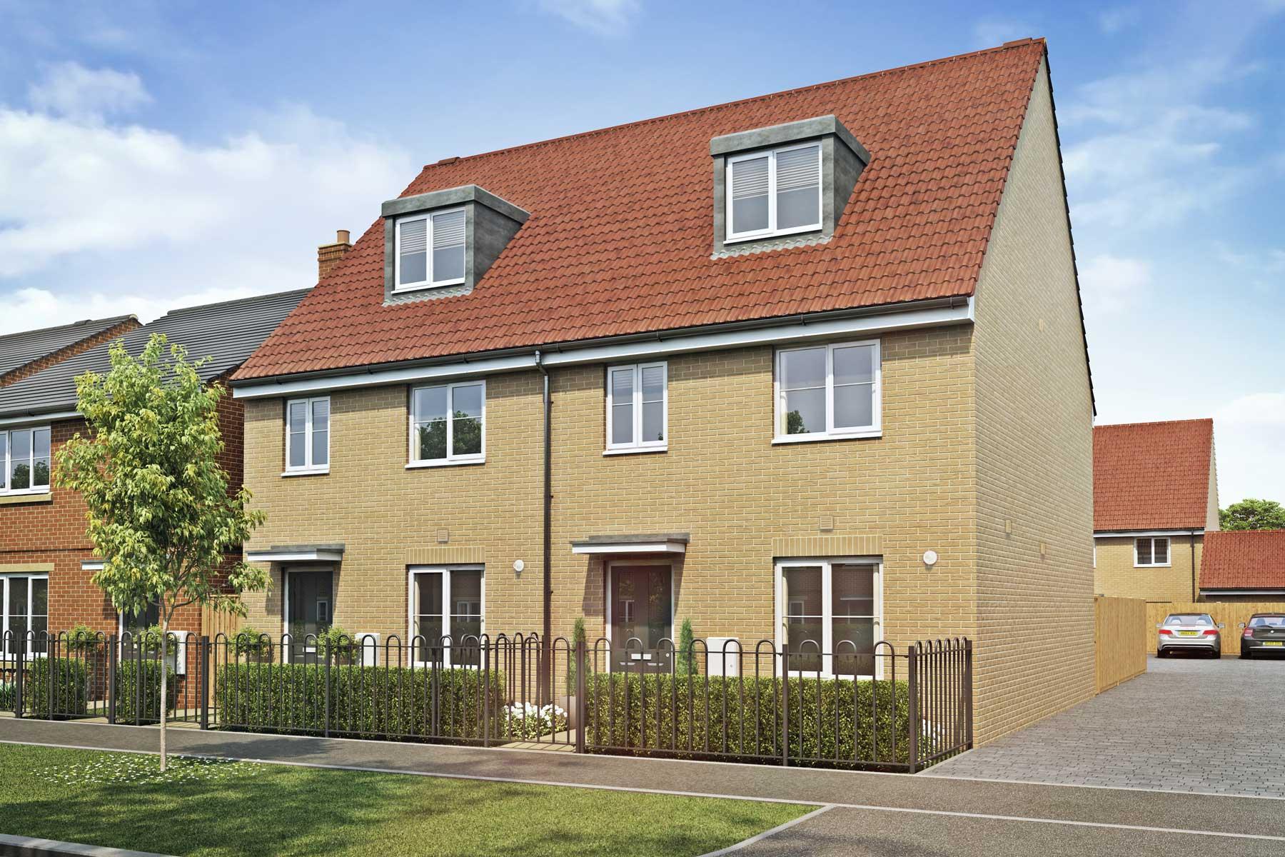 New Homes Bishops Stortford