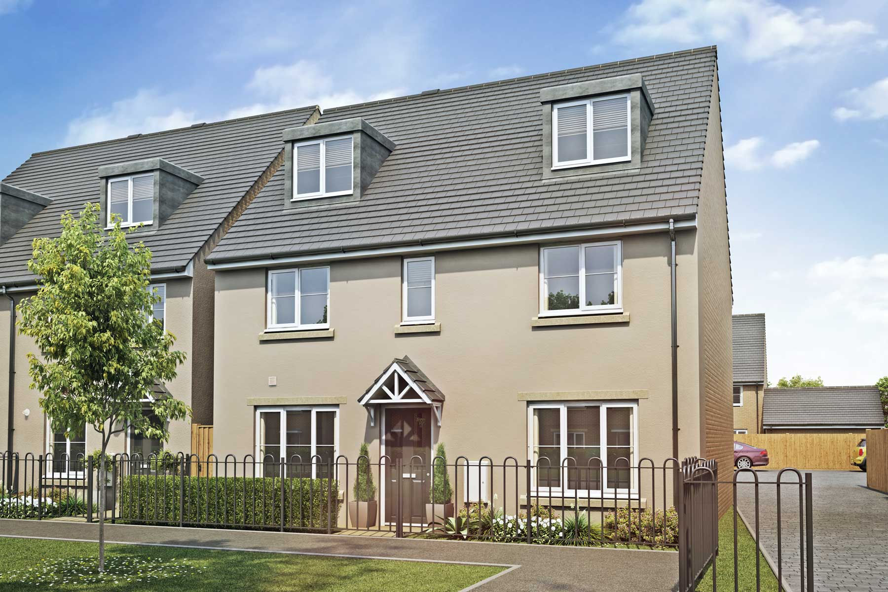 New Homes Bishops Stortford