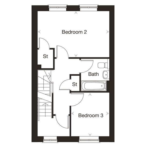 The Colton Plot 184 Aston Reach Aylesbury Taylor Wimpey