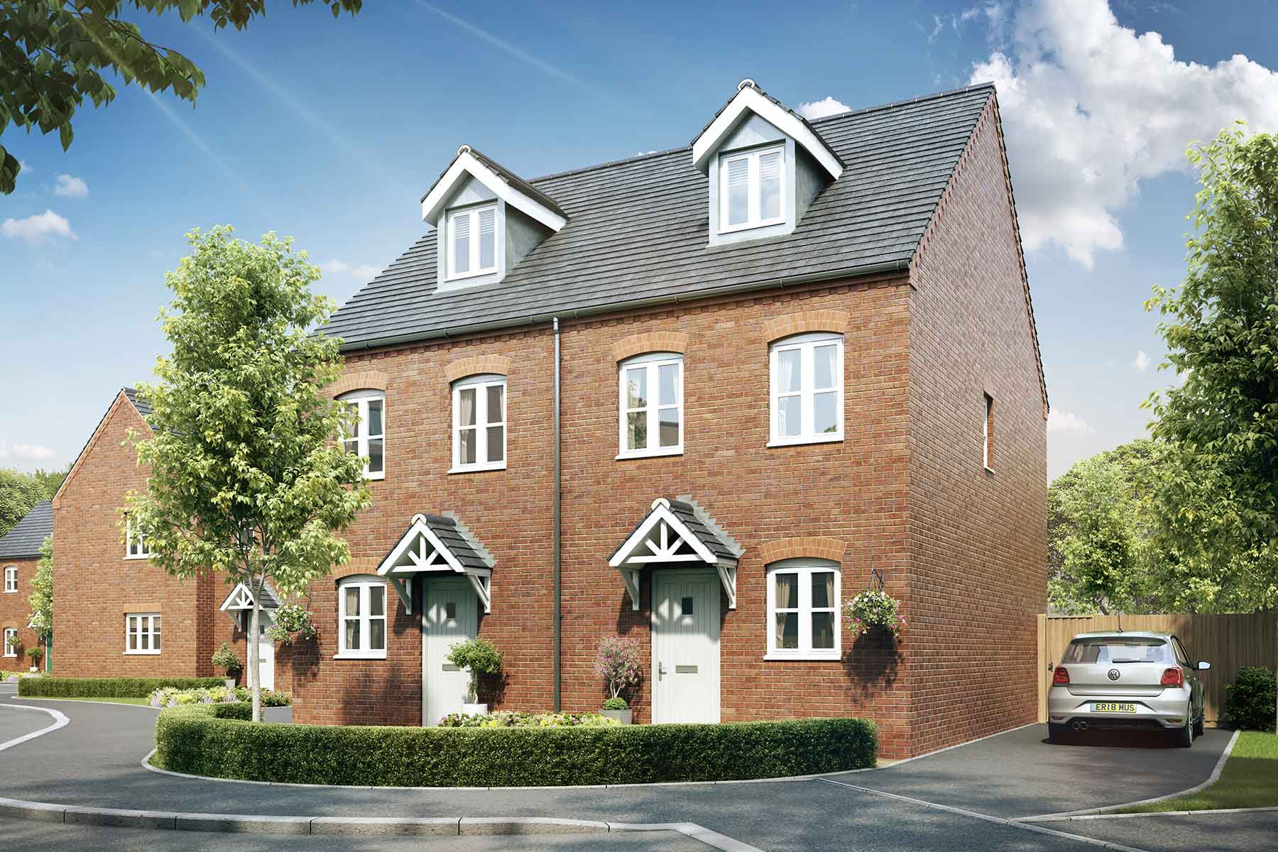 Glasdir - New homes in Ruthin | Taylor Wimpey