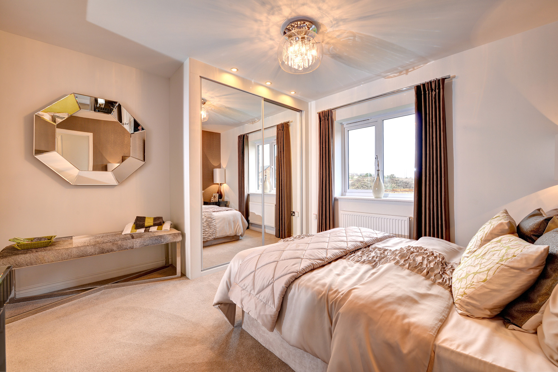 The kentdale plot 128 taylor wimpey for D i y bedroom ideas