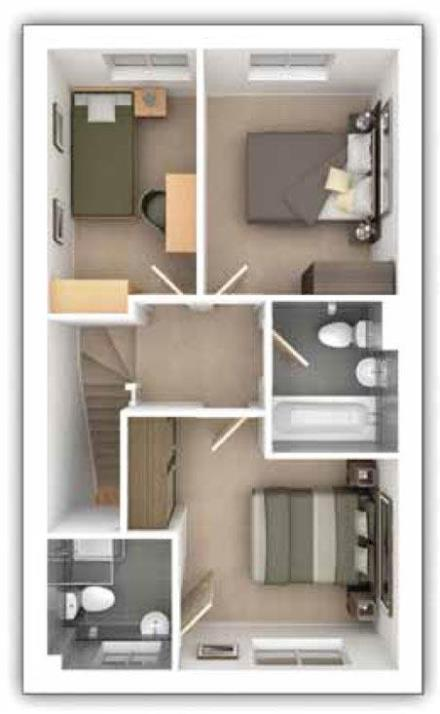 Taylor wimpey house floor plans
