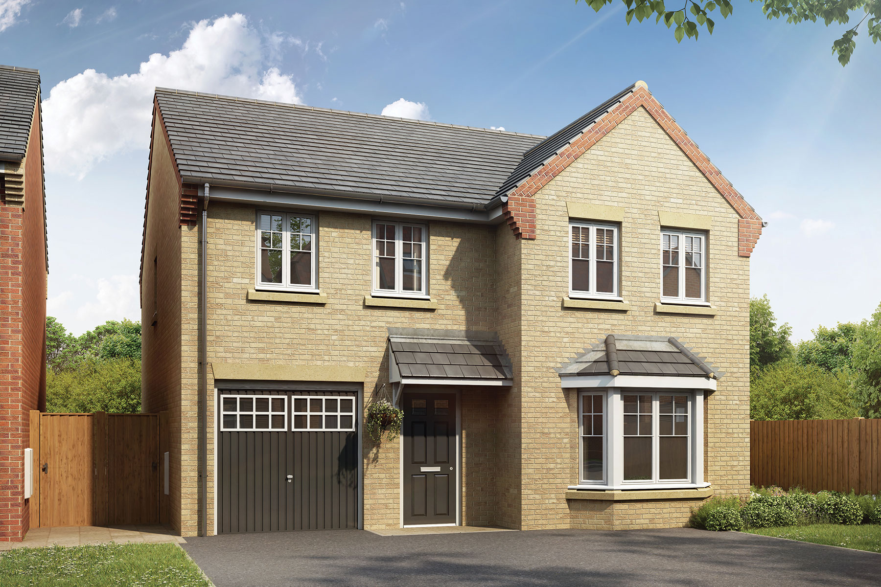 New Homes In North Yorkshire Taylor Wimpey