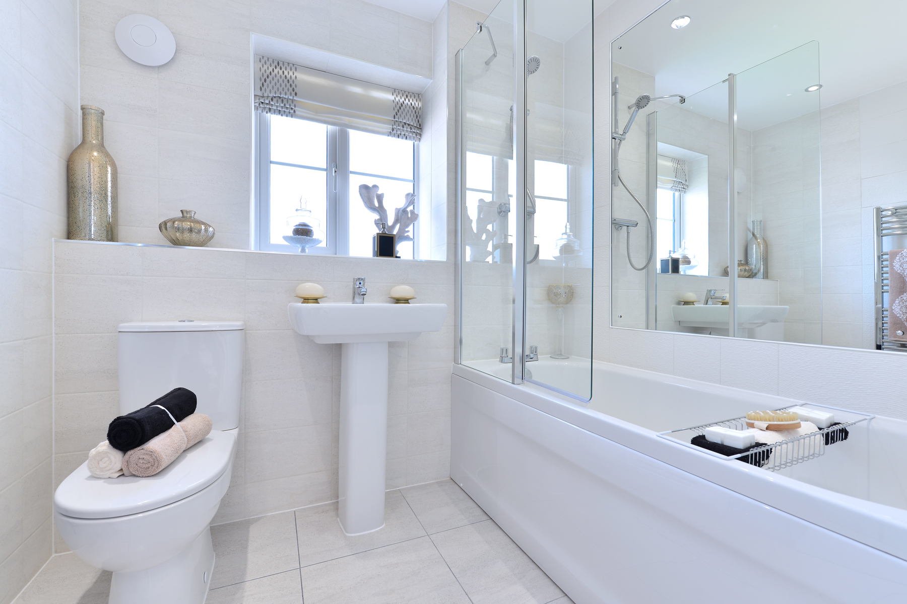 The stanton plot 93 taylor wimpey for Bathroom design oxfordshire