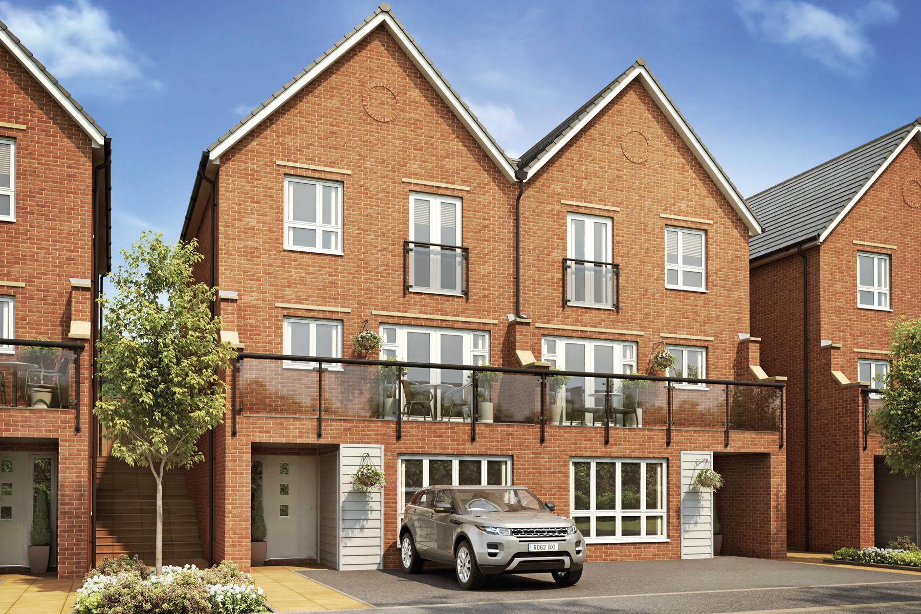 New Homes In Folkestone