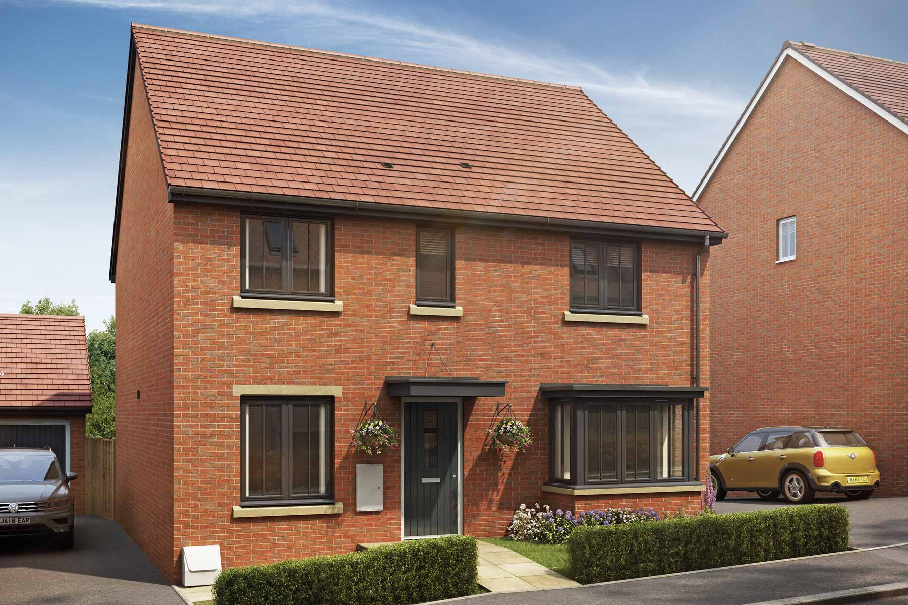 Ridgewood Place New Homes In Uckfield Taylor Wimpey