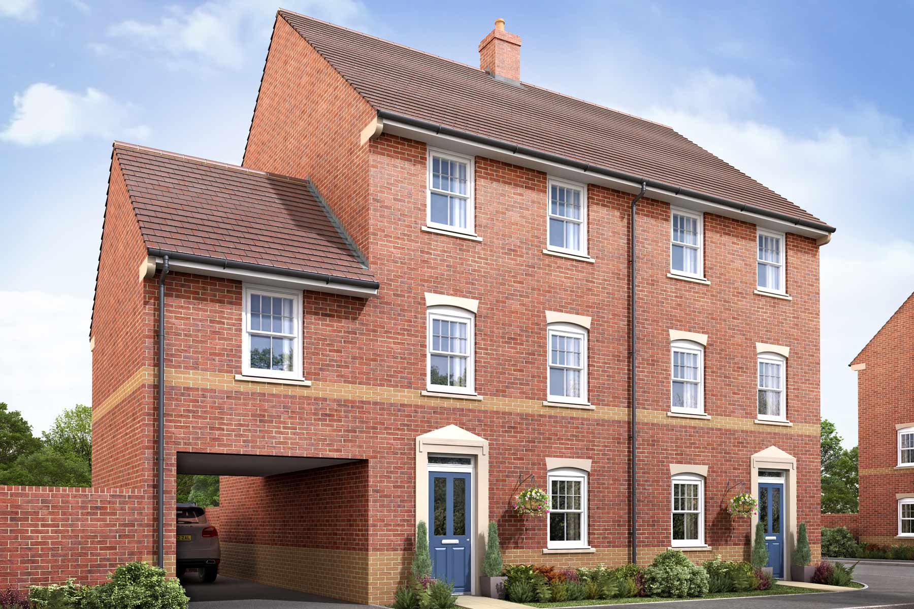 Woburn Sands New Homes
